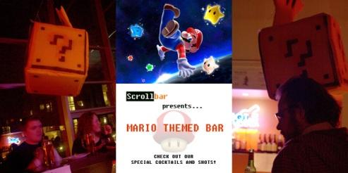 Mario Bar!