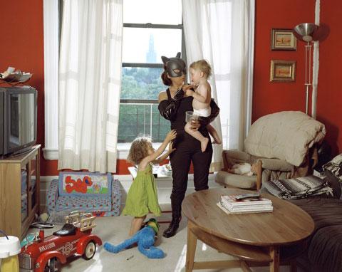 MINERVA VALENCIA originaria de Puebla trabaja como niñera en Nueva York.