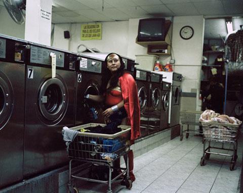 MARIA LUISA ROMERO originaria del Estado de Puebla empleada en lavanderia en Brooklyn Nueva York. Manda 150 dólares a la semana.