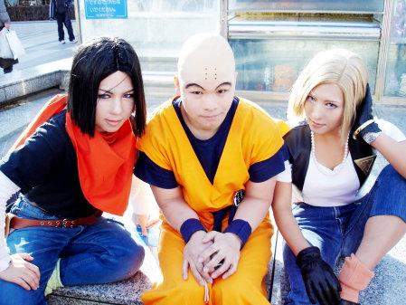 Goku, perfecto para el personaje!, aunque Jo Jo Jorge Falcon lleva